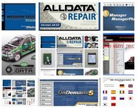 Wholesale Isuzu Truck Repair - 2017 auto repair software alldata and mitchell 10.53v all data+ mitchell 2015+ elsawin5.2+ atsg+ vivdworkshop+ heavy truck 50in1