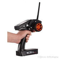 Wholesale Tx Radio Transmitter - Radiolink RC3S Transmitter & Receiver 2.4Ghz FHSS RC Remote Control with 4 Channels TX 300m on ground