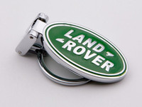 mode rover achat en gros de-Brand New Fashion Gift Le charmant logo de voiture Key Chains Cute Car Key Chain KeyRing Key Ring pour Land Rover