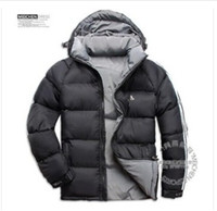Wholesale Thick Neck Jackets - Free shipping!2017 new brand Men winter jacket ,fashion sports outdoor Winter down coat men,men outerwear jacket