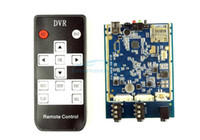 Wholesale Pcb Security - 2017 NEW 720P Real time 1CH AHD Mini DVR PCB Board 30fps support 128GB sd Card Security Digital Recorder AT