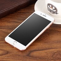 Wholesale Silver Usb 128gb - Goophone I7 4.7 Inch Quad Core MTK6582 3G Smartphone Android 12GB+ 1GB 8MP Camera can Show 128GB 4G LTE IPS HD Screen Unlocked Cellphone