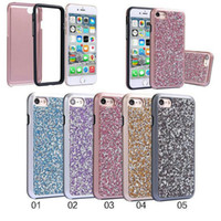TPU bling blackberry case - For iPhone s Plus Samsung S8 S8 Plus Premium Bling in Luxury Diamond Rhinestone Glitter Back Cover Phone Case