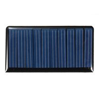 Wholesale epoxy resin solar resale online - Mising mm V W mA DIY Mini Solar Epoxy Resin Plate Cell Battery Solar Panel Power Charger