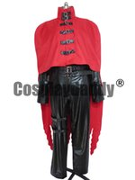 Compra Vincent Cosplay-Final Fantasy VII FF7 ​​Vincent Valentine Costume Cosplay