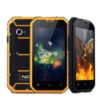 NO.1 M2 Waterproof Phone 4.5inch Quad Core 1G RAM 8G ROM 13.0MP Android 5.0 3G celulares desbloqueados