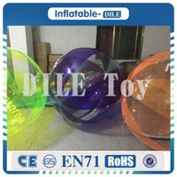 walk water balls Australia - Fedex free shipping 2m dia inflatable water ball toys for children, inflatable water walking balls, inflatable human balloon