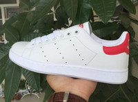 Wholesale shoes casual men lowest price - 2017 Hot sale Lowest Price NEW STAN SMITH SNEAKERS CASUAL LEATHER MEN'S AND WOMEN 'S SPORTS RUNNING JOGGING SHOES MEN FASHION CLASSIC FLATS
