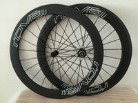 Wholesale SALE Roval White mm clincher carbon wheelset C road bike full carbon bicycle wheels