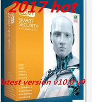 Clés De Sécurité Intelligente Eset Pas Cher-Vente en gros - ESET NOD32 Smart Security v10.0v9.0v 8.0 version 1 an 3pc 3user 365days key