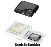 Wholesale Wholesalers For Vaping - 100% Original Suorin Air 2ml Cartridge 1st Vaping Gear Tank Pod For Suorin Air Starter Vape Kit