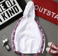 Wholesale Motor Woman Jacket - Kanye West Men Women sunscreen Jackets Yohji Yama Motor Hip Hop Harajuku Clothing Windbreaker Veste wimpel 5X