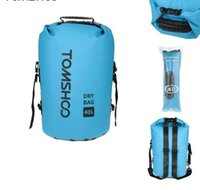 Wholesale Wholesale Boxing Equipment - 40L Outdoor Dry Bag Sack Water-Resistant Storage Bag for Rafting Boating Canoe Kayak Cycling Camping Equipment