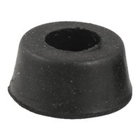Wholesale Pad Rubber Bumper - Wholesale- 10 Pcs 26mm x 12mm Furniture Chair Cone Rubber Feet Pad Cover Bumper Protector