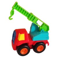 Wholesale Vehicle Intelligence - Intelligence toys Children's toy inertia engineering vehicle model car boys and girls Resistant car model set