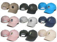 Wholesale Gold Curved Cross - brand curved brim LIT cap hat letter Classic NOAH NYC cross snapback baseball cap hip hop women men fitted trucker summer hat