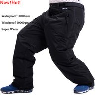 Wholesale Cheap Trousers For Women - Wholesale- Cheap Snowboard Pants High quality Ski Trousers 10K Waterproof Windproof Snow Winter outdoor Warm For Men or Woman Ski Pant