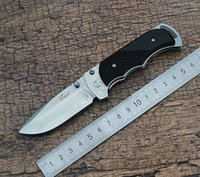 Wholesale Bee Enlan - Enlan Bee M015 Pocket EDC Folding Knife Blade Wood Handle Liner Lock