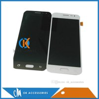 Wholesale Galaxy S2 Lcd Panel - Wholesale Original Quality For Samsung Galaxy J2 J200 2016 Touch Screen Digitizer+LCD Display LCD Screen
