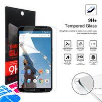 Wholesale Nexus Screen Protector Retail - For Google Pixel Pixel XL 0.33mm 9H 2.5D Premium Tempered Glass screen Protector For LG Google 5X 6P Nexus 4 Nexus 5 Nexus 6 With Retail-box