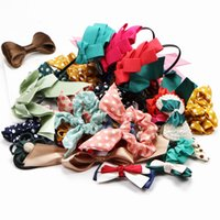 Wholesale Clearance Offers - Special offer jewelry cartoon floral hoop rope Hair hoop wholesale clearance elastic small gifts