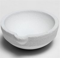 pots d'or et d'argent achat en gros de-XNEMON Chaudron à faire fondre à la silice fondue Vaisselle à creuset Plâtre moulé pour or argent platine Affiner le diamètre intérieur: 45mm Hauteur: 22mm