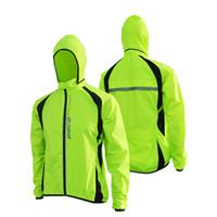 Wholesale Men Rainproof Jacket - New Brand Hiking Jacket Design Waterproof Windproof Running Raincoat Jacket Cycling Breathable Rainproof Windbreaker Jersey