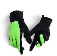 Wholesale Thin Cycling Gloves - Ride Full-Finger Gloves Bicycle Anti - Skid Gloves Cycling Gloves Men And Women Thin Section Of Silicone Anti-Skid Breathable Quick-Drying