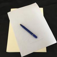 Wholesale business sheets - business pass counterfeit pen test printinng paper cotton linen feel no starch no acid waterproof types