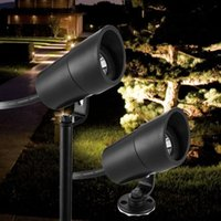 Outdoor Waterproof LED Garden Spot Light 12V 3W COB IP67 Garden Grondspots Spike Lawn Light Lamp Éclairage de jardin Inondation