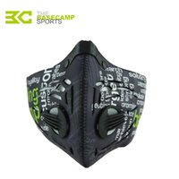 Wholesale Blue Gold Filter - Anti Pollution City Cycling Face Mask Fitness Dust-Proof Outdoor Sports Jogging Mask Mens Motorcycle Air Filter Half Face Mask