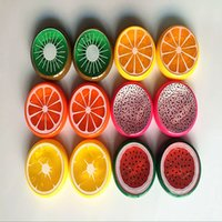 Wholesale Mini creative fruit crystal mud crystal color clay mud DIY color transparent jelly mud mud blowing bubbles