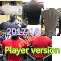Wholesale United Player - Player version 2017 2018 IBRAHIMOVIC POGBA LUKAKU MKHITARYAN RASHFORD United Soccer Jerseys Uniforms SCHWEINSTEIGER MATA 17 18 ROONEY shirts
