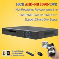 1 - 4 TB space cctv - CCTV recorder surveillance ch AHD N recording security DVR HDMI P channel DVR NVR video Recorder XHDD Space