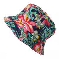 Wholesale Protection Maple - New Women men Vogue Hemp Leaf Design Basin caps Maple leaves Brooklyn Bucket Hat Fisherman Hat leisure hats