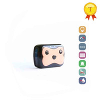 Wholesale free real dogs - Wholesale- new arrivel good quality cute Mini waterproof real time tracking gps phone tracker online free pet gps dog cat tracker