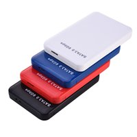 Wholesale external sata laptop - USB External SATA SSD HDD Hard Disc Drive Enclosure Case Box Gbps