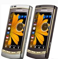 Wholesale Internal Camera - Original Samsung Phone I8910 3.7'' 8GB Internal GPS WIFI 8MP Camera Phone I8910 Unlocked Refurbished mobile phone