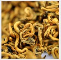 bolsa de yunnan al por mayor-¡Promoción! ¡Súper alta calidad! ¡Té nuevo Dianhong fengqing solo brote té Biluochun! Bolsitas de té negro Yunnan 125g