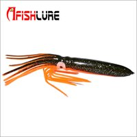 Soft Baits Worms Saltwater Simulated giant octopus offshore angling fishing lure 180mm 15g soft fishing lure