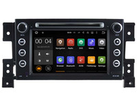 "Wholesale Dvd Grand Vitara - for 7"" SUZUKI GRAND VITARA 2005 2011 2010 2009 2008 2007 2006 2012 quad core android 5.1 car dvd player radio gps head units tape recorder"