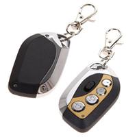 беспроводной дупликатор дистанционного управления оптовых-Wholesale- Hot 1PC 433MHz Wireless Auto Remote Control Duplicator Frequency Adjustable Keychain