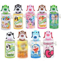 Wholesale Cute Mini Watch - Mini Dog Piggy Bank Cartoon Dog Eat Stealing Money Box Funny Cute Robotic Watch Dogs Piggy Bank Kids Gift OOA3071