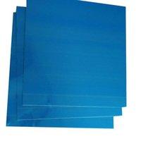Peel Stick PET Abstract S5Q 16 Pcs Premium Quality Decorative Mirror Stickers Wall