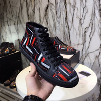 Wholesale Mens High Heel Motorcycle Boots - 2018 Luxury Brand High Top Shoes Knight Autumn Winter Boots Mens Winter Cow Leather Ankle Sneakers Keep Warm Made in Italy