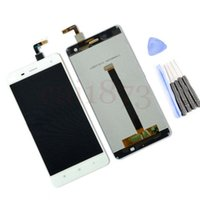 Wholesale good code - Wholesale- Brand new!!Texted good qulaity White For Xiaomi Mi4 Mi-4 M4 Lcd Display Touch Screen Digitizer Assembly with tool tracking code