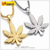 Wholesale Mens High Fashion Necklaces - 2018 Mens Hip Hop Jewelry Gold Pendant High Quality Necklace Gold Chain Popular Fashion Jamaica Reggae Pendant Jewelry