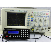 Wholesale Dds Signal Generator Kit - Freeshipping Mini DDS Digital Synthesis Function Signal Generator DIY Kit with Panel Sine Square Sawtooth Triangle Wave