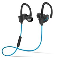Wholesale Bluetooth H5 - High Quality Factory h5 Sports Wireless Bluetooth Earphones Stereo Earbuds Headset Bass Headphones with Mic In-Ear for iPhone Samsung Phone