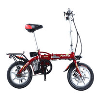 Wholesale hub motor bike - Free Shipping 48v 8AH Electric Folding City Bike Road Bicycle With 250w Hub Motor